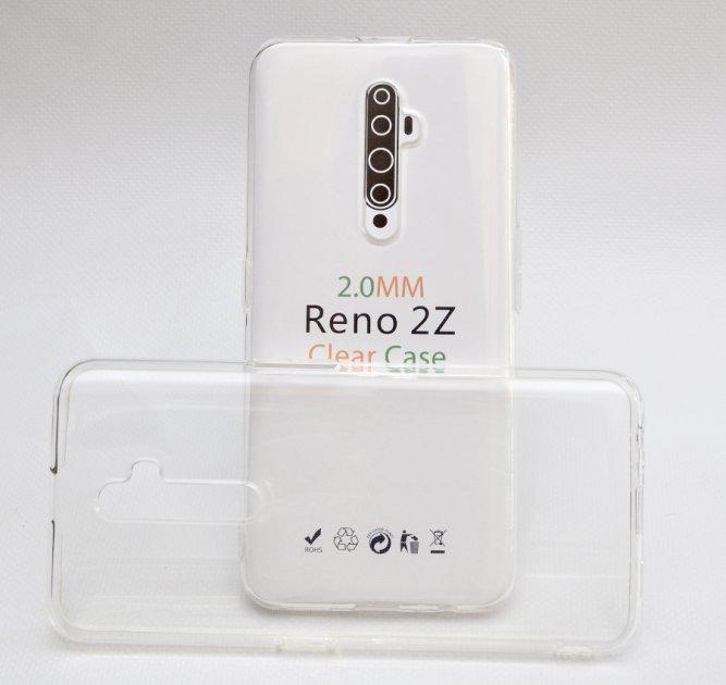 Захисний чохол Anti-Drop 2mm Series, TPU для Oppo A5 / A9 2020 (Clear) - зображення 1
