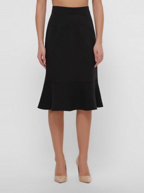 Юбка Fashion Up YUB-1042B L (46) Черная (2100000258161) - изображение 1