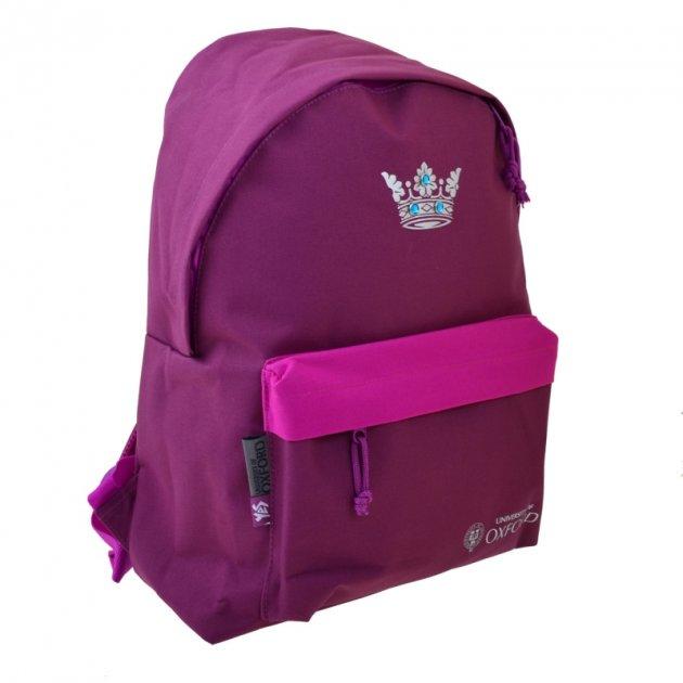 Підлітковий Рюкзак YES OX-15 Purple, 42x29x11 (553478) - зображення 1