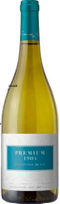 Вино Premium 1904 Sauvignon Blanc белое полусухое 0.75 л 11.5% (8436043580605) - изображение 1