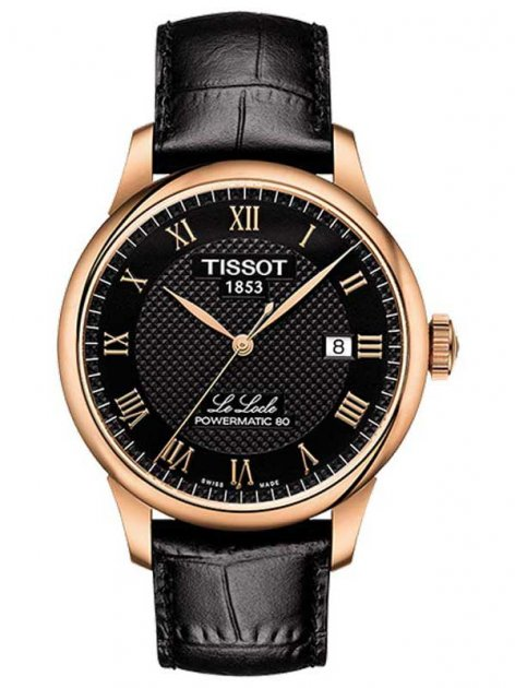 Чоловічі наручні годинники Tissot T006.407.36.053.00 - зображення 1