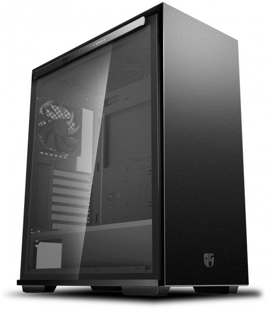 Корпус DeepCool Gamerstorm Macube 310P Black - зображення 1