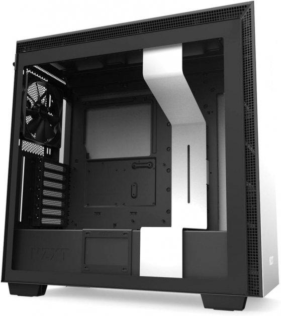 Корпус NZXT H710 Black-White (CA-H710B-W1) - зображення 1