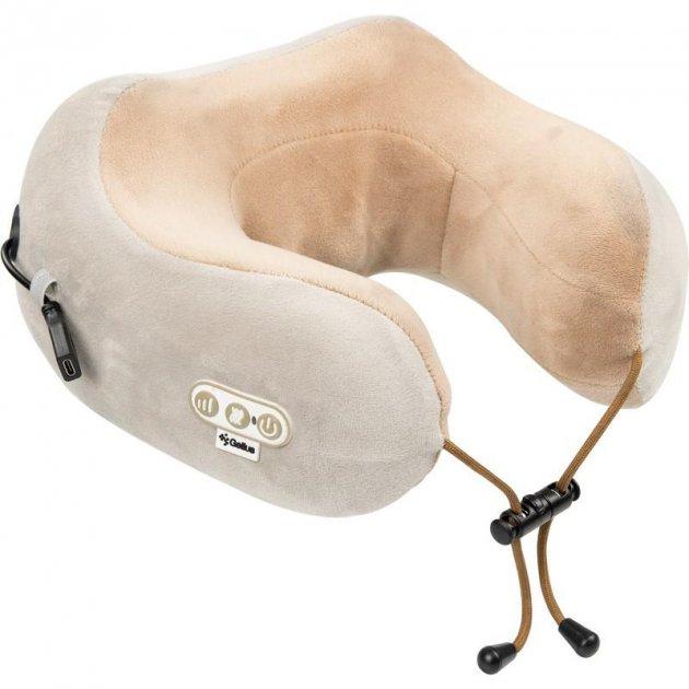 Массажная подушка Gelius Smart Pillow Massager GP-PM001 (2099900764363) - изображение 1