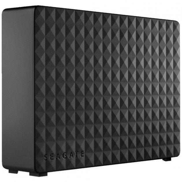 """Зовнішній жорсткий диск 3.5"""" 6TB Seagate (STEB6000403) - зображення 1"""