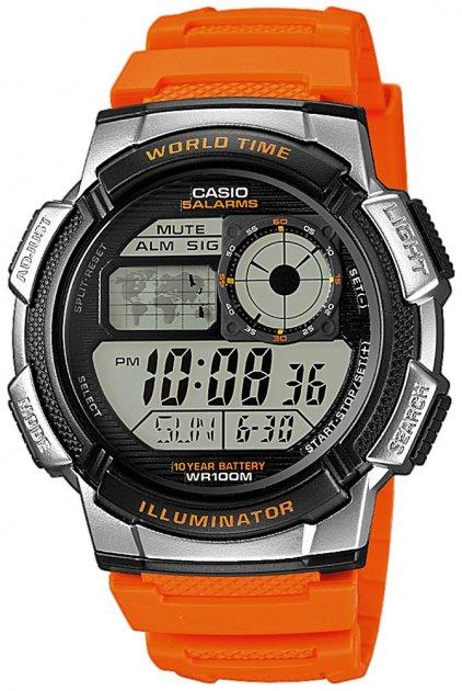 Годинник Casio AE-1000W-4BVEF - зображення 1