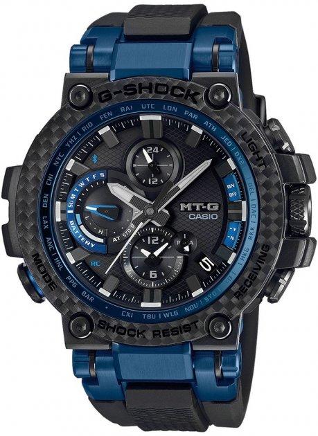 Годинник Casio MTG-B1000XB-1AER - зображення 1