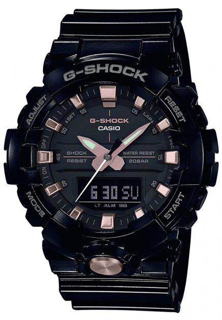 Часы Casio GA-810GBX-1A4ER - изображение 1