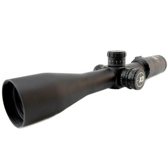 Оптичний приціл XD Precision 2,5-10х42 IR. 15250008 - зображення 1