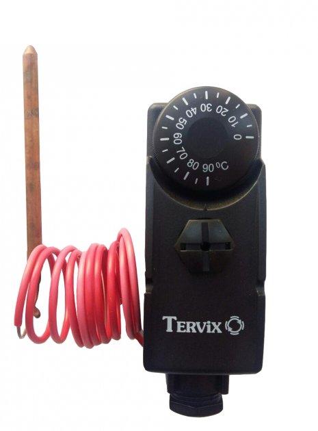 Капілярний Термостат з виносним датчиком Tervix Pro Line - зображення 1
