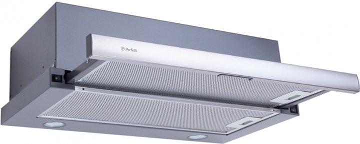 Витяжка Perfelli TL 6601 I LED - зображення 1
