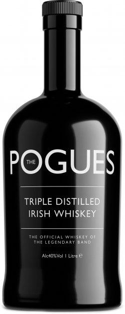 Виски The Pogues Irish Whiskey 1 л 40% (5391524712476) - изображение 1
