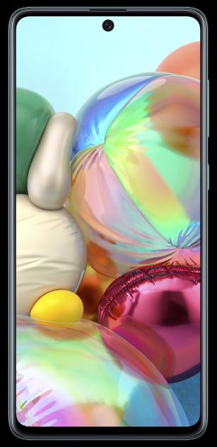 Мобильный телефон Samsung Galaxy A71 6/128GB Blue (SM-A715FZBUSEK)