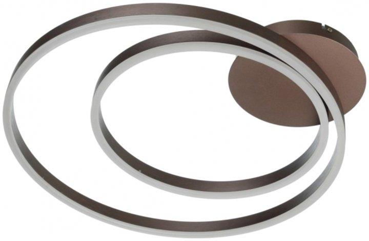 Світильник настінно-стельовий Brille BL-935С/57 Вт COF (24-249) - зображення 1