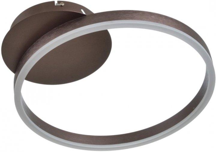 Світильник настінно-стельовий Brille BL-935С/23 Вт COF (24-248) - зображення 1