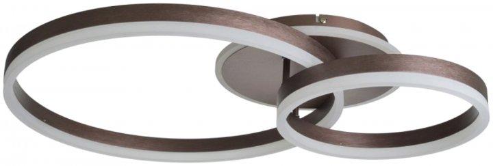 Світильник настінно-стельовий Brille BL-936С/56 Вт COF (24-250) - зображення 1