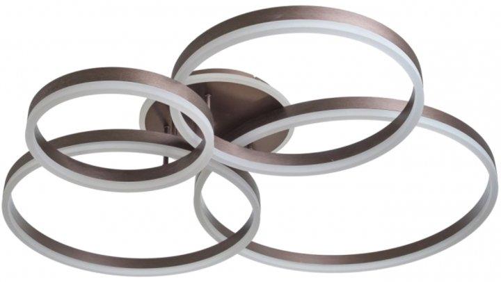 Світильник настінно-стельовий Brille BL-936С/90 Вт COF (24-252) - зображення 1