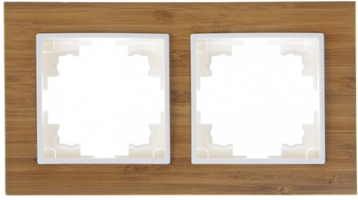 Двойная рамка Brille NB-2F Бамбук (42-246) - изображение 1