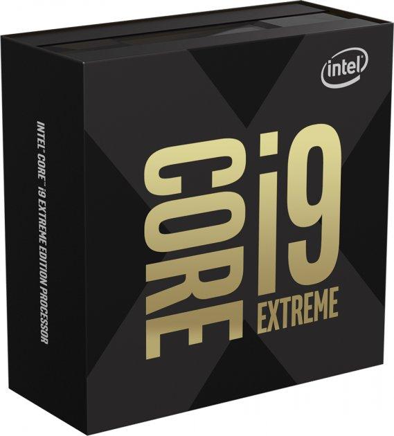 Процессор Intel Core i9-10980XE Extreme Edition 3.0GHz/24.75MB (BX8069510980XE) s2066 BOX - изображение 1