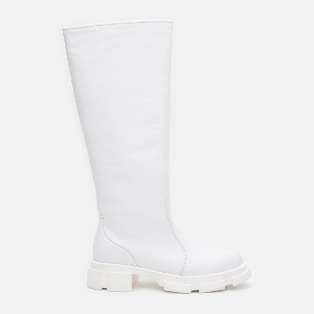 Сапоги Ashoes 49970800 40 25.5 см Белые (49970800_40)