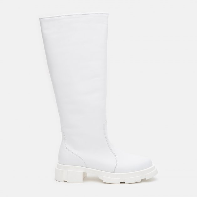 Сапоги Ashoes 49970800 37 24 см Белые (49970800_37)