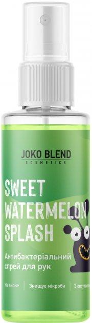 Антибактеріальний спрей для рук Joko Blend Sweet Watermelon Splash 30 мл (4823109400177) - зображення 1