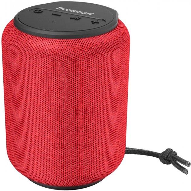 Акустична система Tronsmart Element T6 Mini Red (FSH104995) - зображення 1