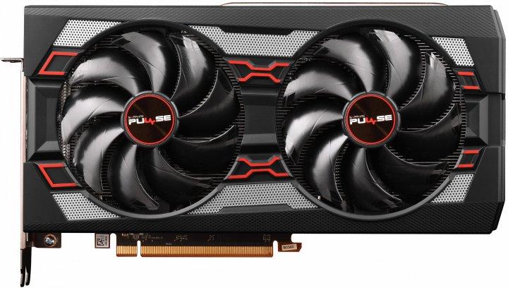 Sapphire PCI-Ex Radeon RX 5600 XT Pulse 6GB GDDR6 (192bit) (1615/14000) (HDMI, 3 x DisplayPort) (11296-01-20G) - изображение 1