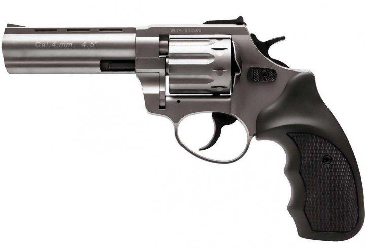 """Револьвер под патрон Флобера STALKER 4,5"""" Titanium. 38800021 - изображение 1"""