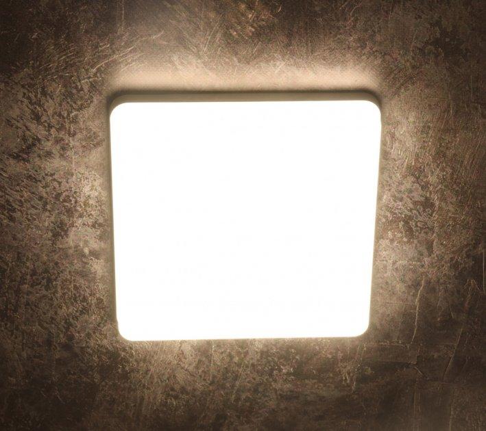 Світильник стельовий Led (4х23х23 див.) Білий (YR-36002/36W-sq-mg) - зображення 1