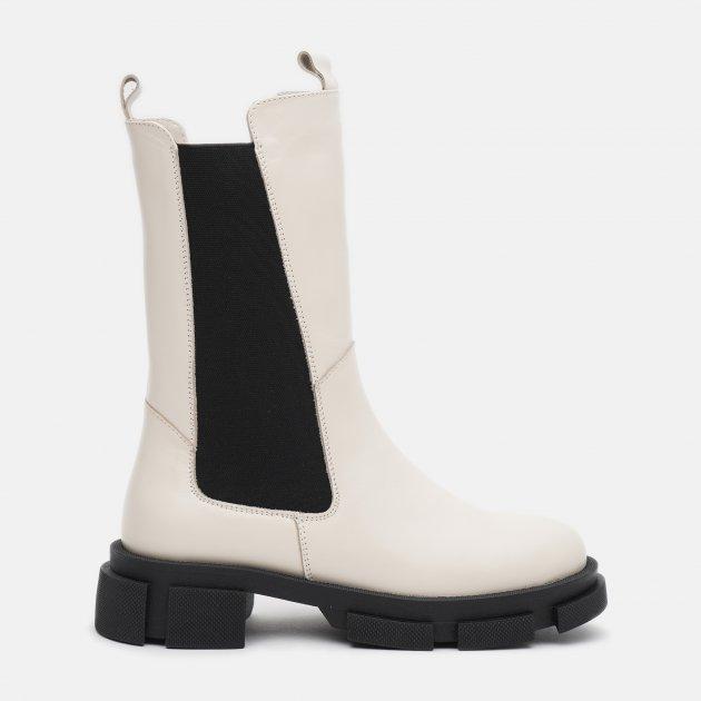Ботинки Ashoes 49849400 38 24.5 см Бежевые