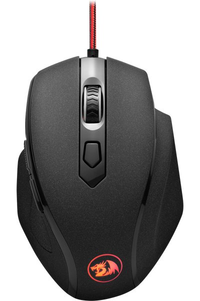 Мышь Redragon Tiger 2 USB Black (77637) - изображение 1