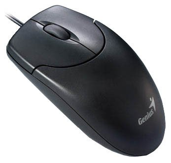 Мышь Genius NS-120 Black USB (31010235100) - изображение 1