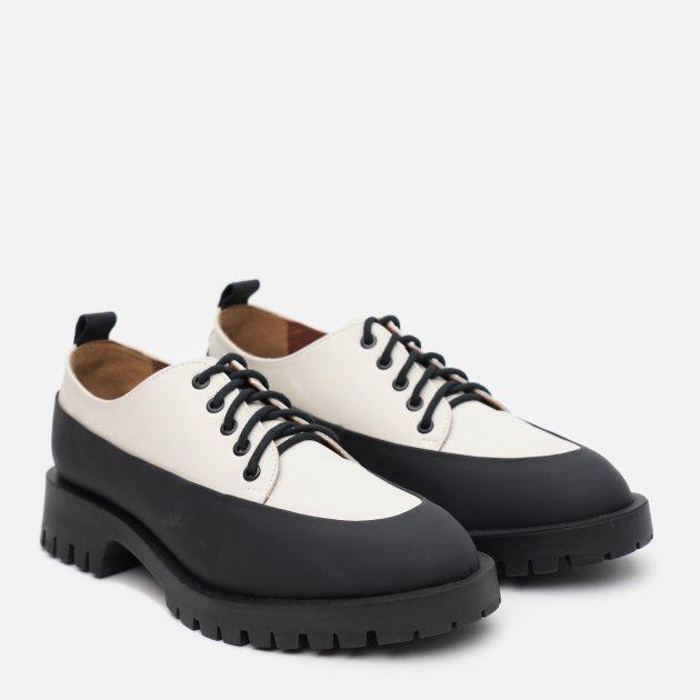 Туфли Ashoes 3635 ЧМ БМ 40 25.5 см Черный/Бежевый (ROZ6400191637)