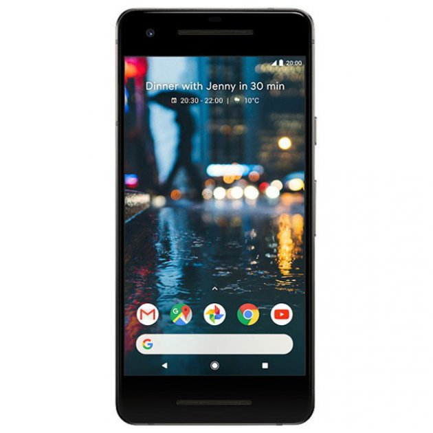 Google Pixel 2 XL 64GB Just Black (F00937423) - зображення 1