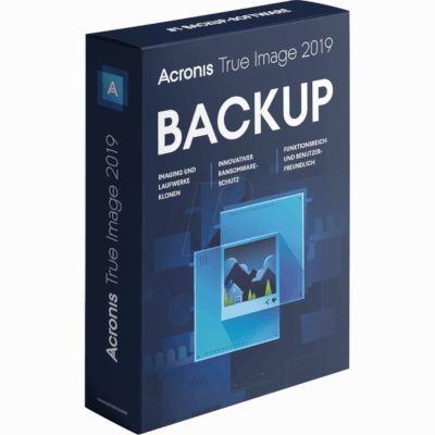 Acronis True Image Premium Subscription 3 Computers + 1 TB Acronis Cloud Storage - 1 year subscription - изображение 1