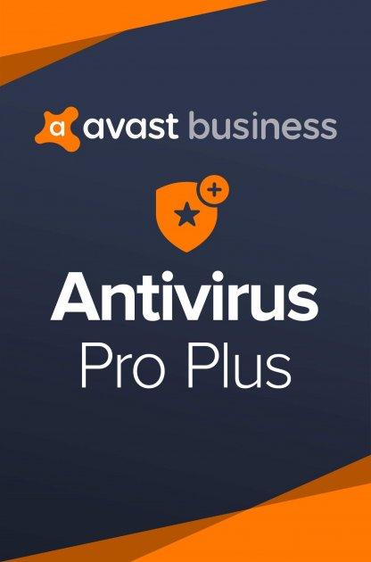 Антивірус Avast Business Antivirus Pro Plus 5-19 ПК на 3 роки (електронна ліцензія) (AVAST-BAPP-(5-19)-3Y) - зображення 1