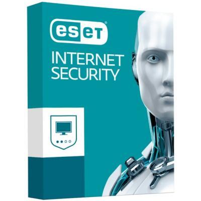 Антивирус ESET Internet Security для 18 ПК, лицензия на 1year (52_18_1) - изображение 1
