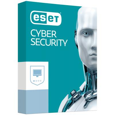 Антивирус ESET Cyber Security для 4 ПК, лицензия на 1year (35_4_1) - изображение 1