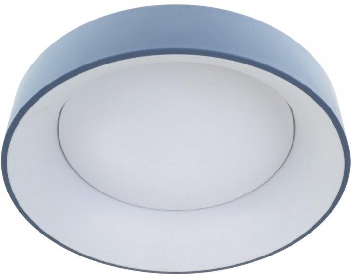 Світильник настінно-стельовий Brille WBL-27C/36Wx2 GY (23-845) - зображення 1