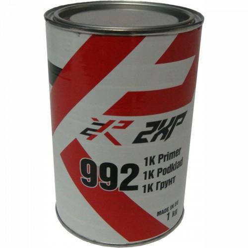 Грунт антикорозионный 992 серый 2ХР 1,0 кг - изображение 1