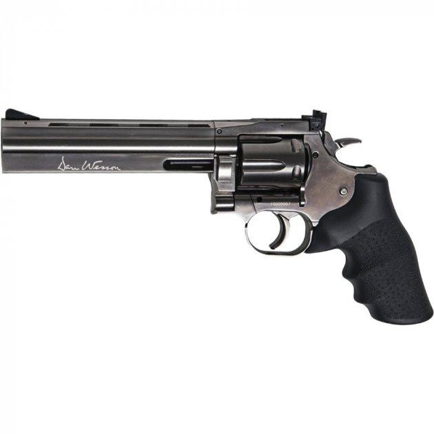 """Револьвер пневматический ASG DW 715 Pellet 6"""" 4,5 мм (18193) - изображение 1"""