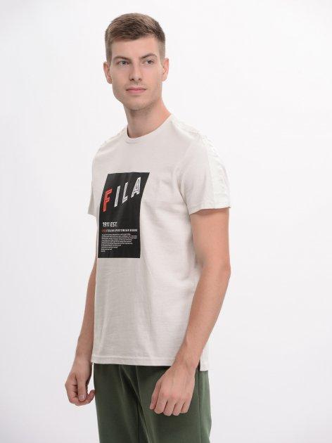 Футболка Fila Men's T-shirt 102431-90 S (2991026282090) - изображение 1
