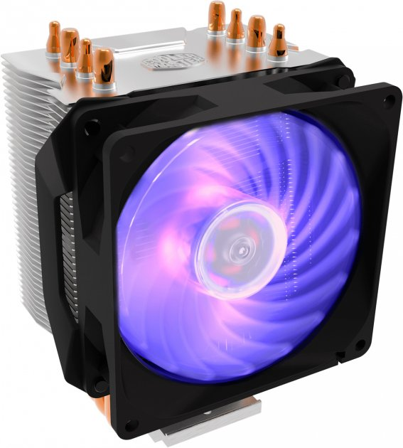 Кулер Cooler Master HYPER H410R RGB (RR-H410-20PC-R1) - изображение 1