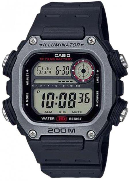Чоловічий годинник CASIO DW-291H-1AVEF - зображення 1