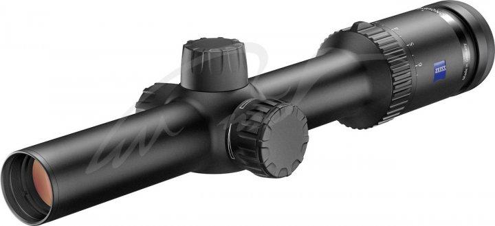 Приціл Zeiss Conquest V6 1,1-6x24. Сітка 60 (з підсвічуванням) - зображення 1