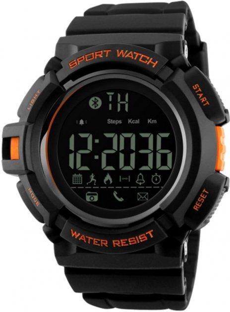 Мужские часы Skmei 1245 Orange BOX (1245BOXOR) - изображение 1