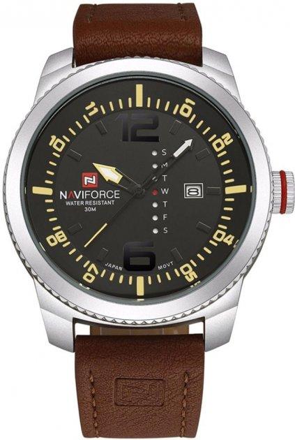 Чоловічий годинник NaviForce Target SBBN-NF9063 (9063SBBN) - зображення 1