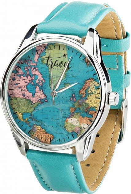 Наручний годинник ZIZ Мапа подорожей 4621466 - зображення 1