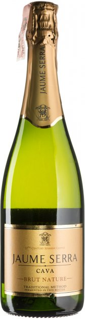 Вино игристое Cava Jaume Serra J.Garcia Carrion Brut Nature белое брют 0.75 л 11.5% (8411277205630) - изображение 1